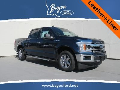 2019 Ford F-150 XLT (Blue Jeans Metallic)
