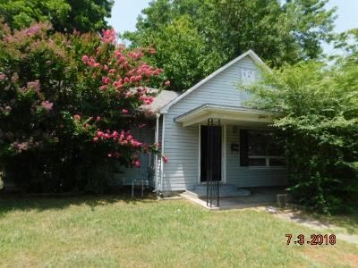 3 Bed 1 Bath Foreclosure Property in Muskogee, OK 74403 - N H St