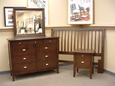 Colfax 5 Piece Bedroom Set $899.99