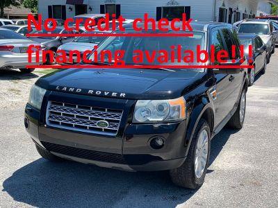 2008 Land Rover LR2 SE (Black)