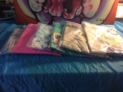 Total Girl lot of 6 t shirts (new)