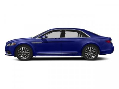 2018 Lincoln Continental Reserve (Rhapsody Blue)