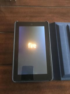 Amazon Fire 5th generation tablet