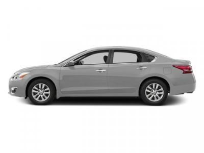 2014 Nissan Altima 2.5 (Brilliant Silver Metallic)