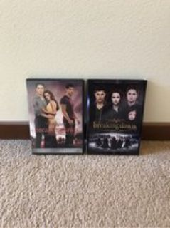 Breaking Dawn Part 1 and 2
