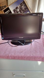 TV 19 Inc use very little in a spair bedroom in good condition LCD