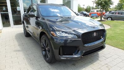 2019 Jaguar F-Pace (Carpathian Gray Premium Metallic)