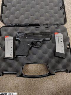 For Sale/Trade: SW M&P 45 Shield