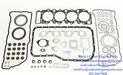 Purchase ENGINE OVERHAUL GASKET SET FOR ISUZU 4HK1 5.2L TURBO DIESEL ENGINE motorcycle in Adelanto, California, United States, for US $200.00