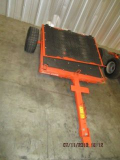 2013 Jacobsen Greens Mower Caddy/Trailer RTR# 8064451-02