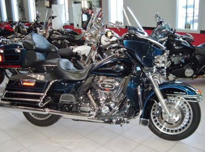 2013 Harley-Davidson Ultra Classic Electra Glide Touring Motorcycles New Haven, CT