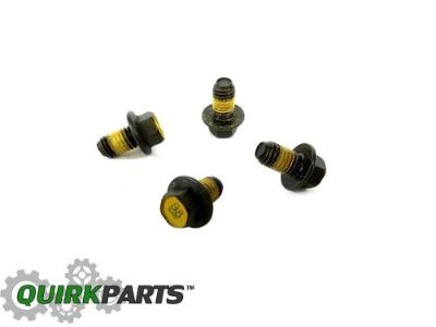 Sell 07-08 DODGE CALIBER EXHAUST MANIFOLD HEAT SHIELD BOLT SET OF 4 NEW MOPAR GENUINE motorcycle in Braintree, Massachusetts, United States, for US $24.95
