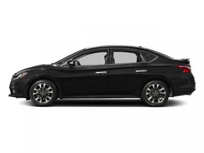 2018 Nissan Sentra SR Turbo (Super Black)