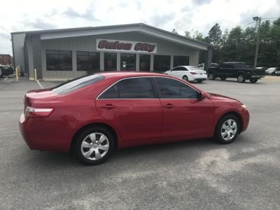 2007 Toyota Camry CE (Red)