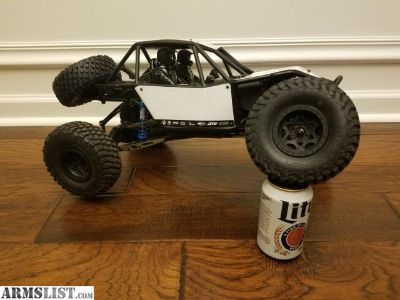 For Sale/Trade: Axial Bomber R/C 4x4