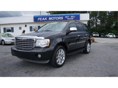 2008 Chrysler Aspen Limited (black)