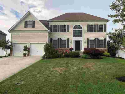 135 Blue Meadow Ln Sicklerville Four BR, Wingate Estates in High