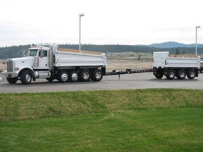Dump truck financing with damaged credit