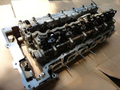 Sell BMW N52 ENGINE CYLINDER HEAD 128i 325i 325xi 328i 328xi 525i 525xi X3 X5 Z4 motorcycle in Covington, Georgia, United States, for US $799.94