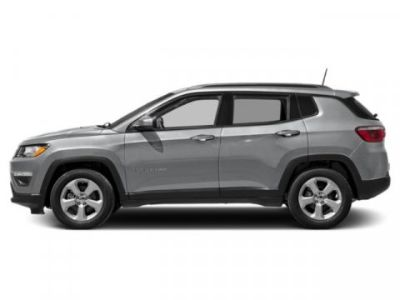 2019 Jeep Compass Limited (Billet Silver Metallic Clearcoat)