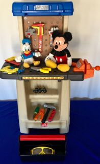 $15 Toddler Tool Bench! With Tools