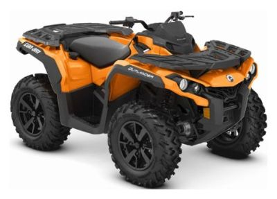 2019 Can-Am Outlander DPS 850 ATV Utility Billings, MT