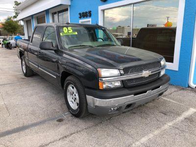 2005 Chevrolet Silverado 1500 LS (Gray)