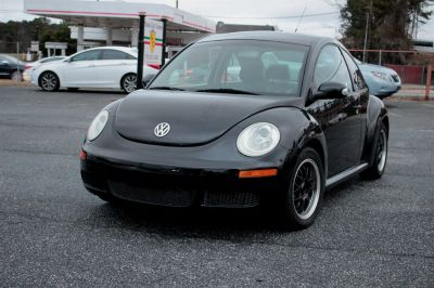 2010 Volkswagen New Beetle Base PZEV (Black)