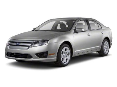 2010 Ford Fusion SEL (Brilliant Silver Metallic)
