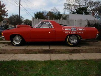 1972 Chevy El Camino (roller)