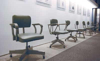 DOES YOUR OFFICE FURNITURE BELONG IN A MUSEUM?  GET INTO THE 21st CENTURY