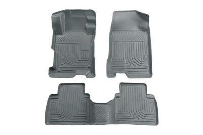 Find Husky Liners 98402 08-12 Honda Accord Gray Custom Floor Mats 1st, 2nd Row motorcycle in Winfield, Kansas, US, for US $134.95