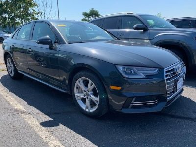 2018 Audi A4 2.0T Premium (Manhattan Gray Metallic)