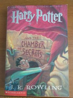 """Harry Potter and the Chamber of Secrets"""" 2 by J. K. Rowling"""