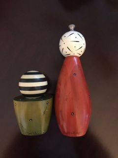Robert Wilhelm salt/pepper set