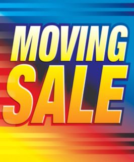 Garage/Moving out of Sale -Don t Miss this Sale