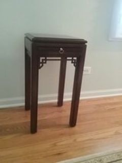 End Table or Plant Stand