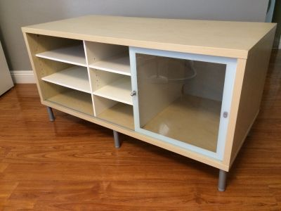 Ikea Magiker TV Stand Unit / Storage