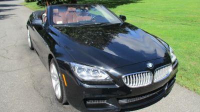2015 BMW Legend 650i xDrive (Black Sapphire Metallic)