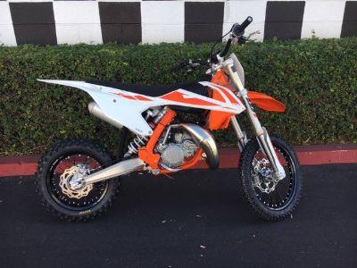 2019 KTM 85 SX 17/14 Motocross Motorcycles Costa Mesa, CA