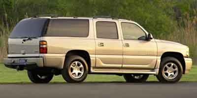 2005 GMC Yukon XL Denali (Summit White)