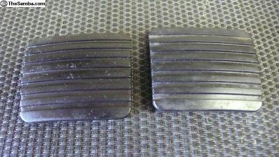 NOS 924 944 brake clutch pedal pads