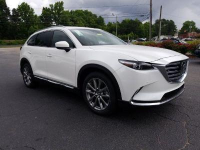2018 Mazda CX-9 signature (Snowflake White Pearl)