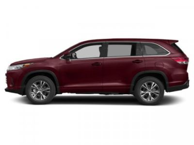 2019 Toyota Highlander LE Plus (Ooh La La Rouge Mica)