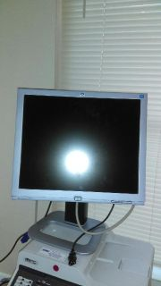 "HP Pavilion F1903 19""Monitor price negotiable"