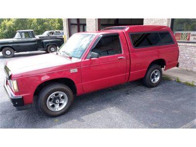 1988 Chevrolet S10