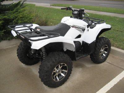 2017 Yamaha Grizzly EPS Utility ATVs Shawnee, OK