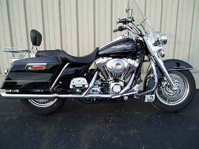 2006 Harley-Davidson Road King Touring Motorcycles Carroll, OH