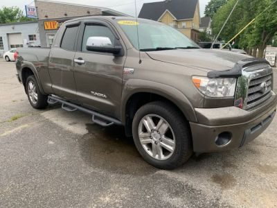 2008 Toyota Tundra Limited (Desert Sand Mica)