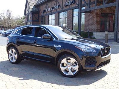 2018 Jaguar E-Pace R-Dynamic HSE (Farallon Black Premium Metallic)